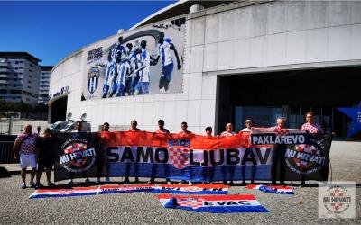 Mi Hrvati u Portu!